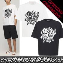 Sale☆OPENING CEREMONY☆Melted ロゴ Tシャツ 半袖 関税込