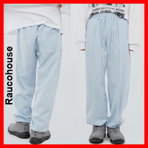 Raucohouse(ラウコハウス)★Outline Sweat Jogger Pants 5色