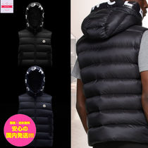 ◆VIP SALE◆MONCLER◆Montreuil ロゴ付き ダウンベスト