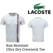 LACOSTE(ラコステ) メンズ・トップス 新作【LACOSTE】Run Resistant Ultra Dry Crewneck Tee
