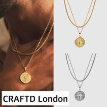CRAFTD London COMPASS ネックレス 2本セット 関税送料込