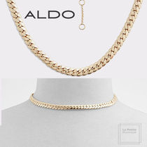 【ALDO】エレガント☆Closerie〇エレガント☆チェーンネックレス