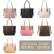 【MICHAEL KORS】Voyager East West Signature Tote