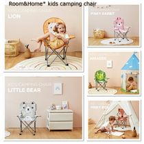 room&home★ kids camping chair 5種