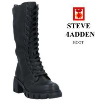【STEVE MADDEN】Lace-up boots ☆ レースアップブーツ