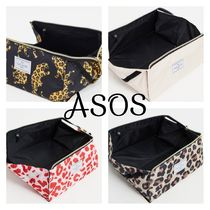 ASOS(エイソス) メイクポーチ ASOS☆The Flat Lay Co.メイクボックス/送料込