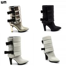 UN United Nude LEV PUFFER BOOTIE ハイヒール 3色