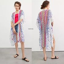 Anthropologie(アンソロポロジー) アウターその他 セール☆関税込み☆Dotted Floral Kimono