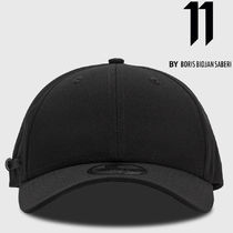【11 By BBS】New Era 9 Forty ロゴ刺繍 キャップ