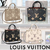 LOUIS VUITTON - ONTHEGO PM トートバック  モノグラム