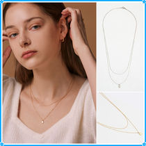 【Hei】little coin layered necklace~ネックレス★2020 Holiday