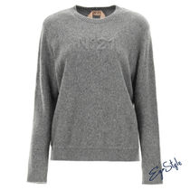 N.21 PULLOVER WITH LOGO