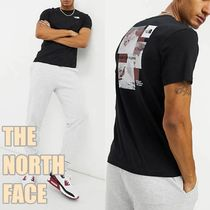 ☆The North Face☆ Back Mountain T-Shirt 海外限定