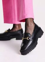"""""""& Other Stories""""新作☆Buckled Chunky Leather Loafers"""