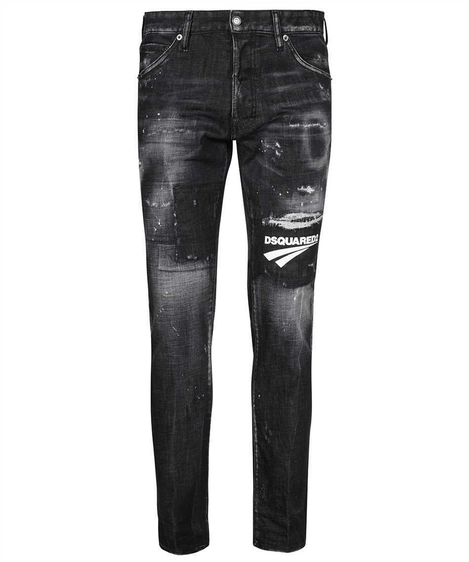 【21AW】Dsquared2 S74LB0983 S30357 COOL GUY Jeans (D SQUARED2/デニム・ジーパン) S74LB0983 S30357 900