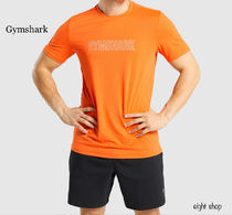 【GymShark 】ARRIVAL GRAPHIC Tシャツ オレンジ