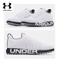 【UNDER ARMOUR】Knit Lace Up Spikeless ゴルフシューズ☆