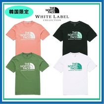 21SS ●THE NORTH FACE WHITE LABE●BIG LOGO EX S/S R/TEE