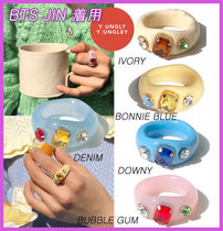 【yOungly yOungley】POPE RING ★ BTS JIN着用