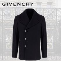 VIPSALE【GIVENCHY】21AW新作☆ウールピーコート