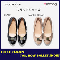 ★COLE HAAN★TAIL BOW BALLET★フラットシューズ★2色★