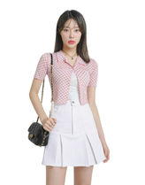 [our] Harley Check Short Sleeve Shirt (3color)