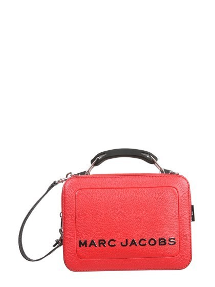 【MARC JACOBS】FW21「THE TEXTURED MINO BOX 20」バック (MARC JACOBS/ハンドバッグ) 211691_M0014840_617