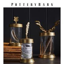 PotteryBarn HARRY POTTER Canisters, Set of 3