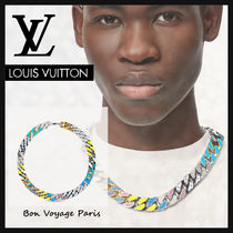 【LOUIS VUITTON】チェーンネックレス