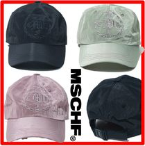 ☆【MISCHIEF】☆CALL OUT_WASHED NYLON 6-PANEL BALL CA.P☆