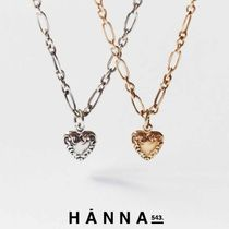 BTS JIN着用 ◆HANNA543◆ N375 NECKLACE ネックレス 男女共用