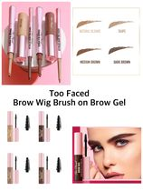 〈Too Faced 〉★2021AW★ Brow Wig Brush on Brow Gel