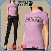 ☆VERSACE JEANS COUTURE☆スリムフィット ロゴTシャツ