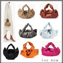 【The Row】 アスコット Ascot Two  シルク バック ★憧れバック