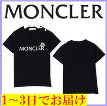 MONCLER  ロゴ  ベビー キッズ  Tシャツ