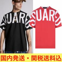 ★DSQUARED2☆ D2 Bold Slouch Tシャツ 関税送料込み