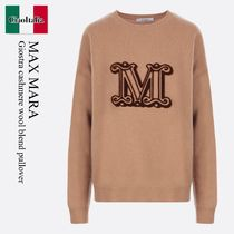 Max Mara Giostra cashmere wool blend pullover