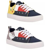 Tommy Hilfiger(トミーヒルフィガー) スニーカー *国内発送* Tommy Jeans Looney Tunes コラボ スニーカー