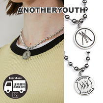 ANOTHERYOUTH a pendant necklace BBH2112