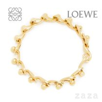 LOEWE★ロエベ Drop chain necklace in metal