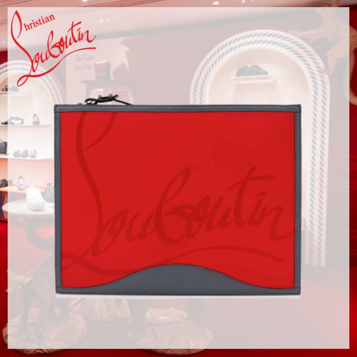 21AW 新作 Christian Louboutin Pifpouch Sneakers Sole (Christian Louboutin/ショルダーバッグ) 71527003