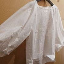 """""""COS"""" SALE!!EMBROIDERED BLOUSE WHITE"""