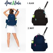 【Ame&lulu】●テニス●バックパック●COURTSIDE BACKPACK 2.0