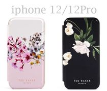 TED BAKER(テッドベーカー) iPhone・スマホケース 【Ted Baker】テッドベーカー iPhone12/12Pro 花柄スマホケース