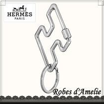 """【HERMES】Porte-cles H Too Speed -""""H""""モチーフ キーホルダー"""