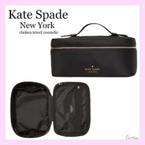 kate spade new york(ケイトスペード) メイクポーチ 【 国内発送】Kate Spade★chelsea travel cosmetic