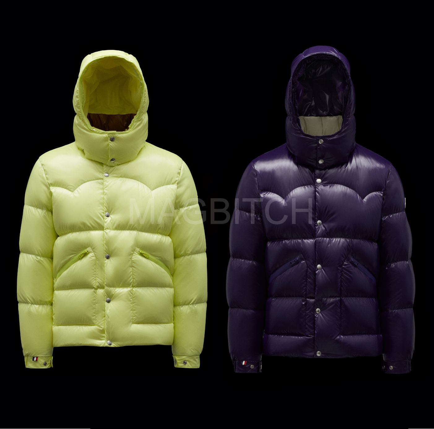 2021-22AW MONCLER Coutard ダウンジャケット ミラノ本店買付け (MONCLER/ダウンジャケット) 23874