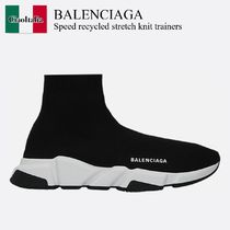 Balenciaga Speed recycled stretch knit trainers
