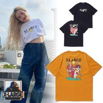 X-Large☆S/S TEE DANCING FOREVER