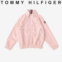 TOMMY HILFIGER ライトウェイトギャザーブルゾン すぐ届く